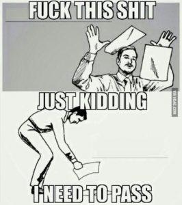 motivation pour les examens